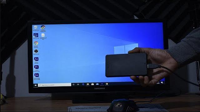 كيفية تثبيت نظام الويندوز على قرص صلب USB خارجي