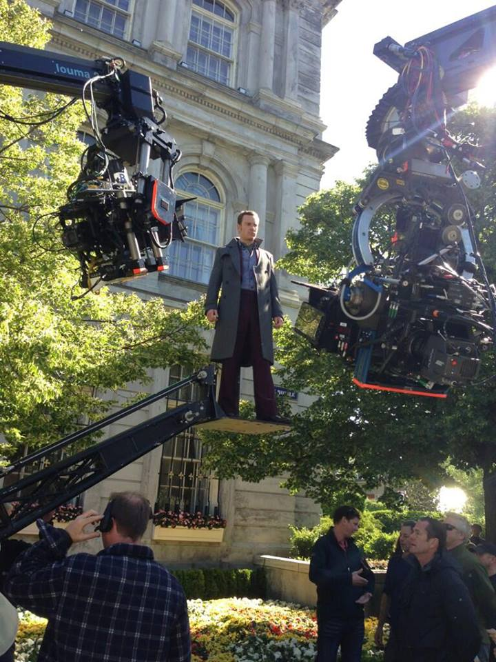 Magneto in X-Men: Days of Future Past