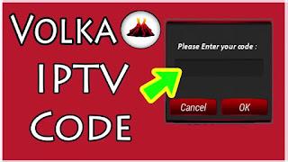 تطبيق Volka pro 2  لمشاهدة القنوات المشفرة مع 3 أكود تفعيل  بتاريخ اليوم