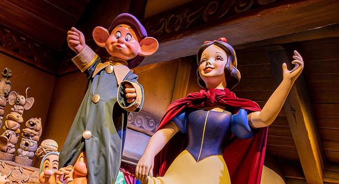 Snow White's Enchanted Wish.