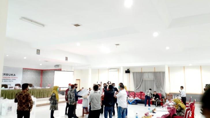 Dilimpahkan ke Polres, Kasus Penggelembungan Suara CE-Ratu di Sungai Penuh
