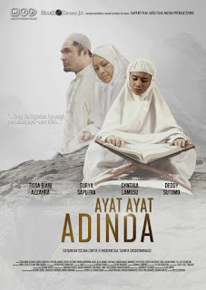 ownload Film dan Movie Ayat Ayat Adinda (2015) Subtitle Indonesia