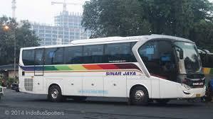 Harga Tiket Bus Sinar Jaya Juli 2019 Telunjuk Transport