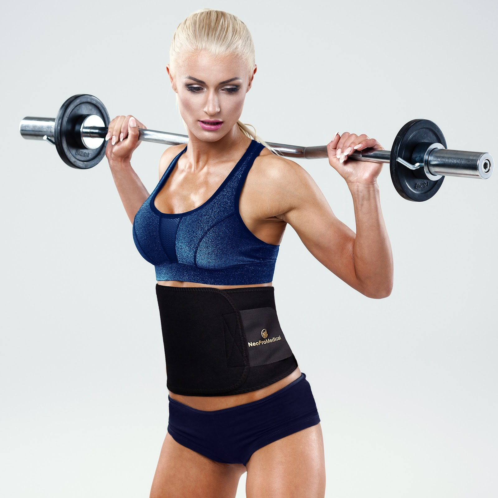 62a9ff9a17 I received the Waist Trimmer Belt from NeoProMedical in exchange for an  honest review. I bought another one before this off groupon and this one is  so much ...