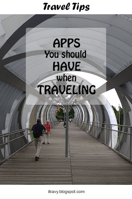Helpful Apps for Traveling