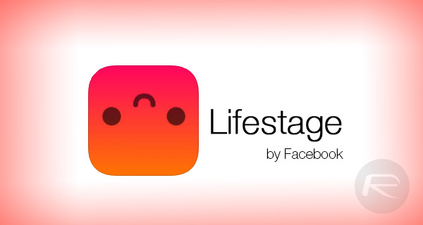 Facebook Lifestage App