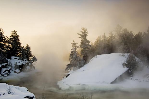 Warm Winter Computer Wallpaper
