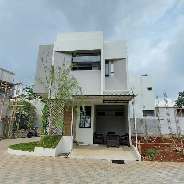 Ahsanu Amala Residence, rumah syariah di pondok cabe Depok