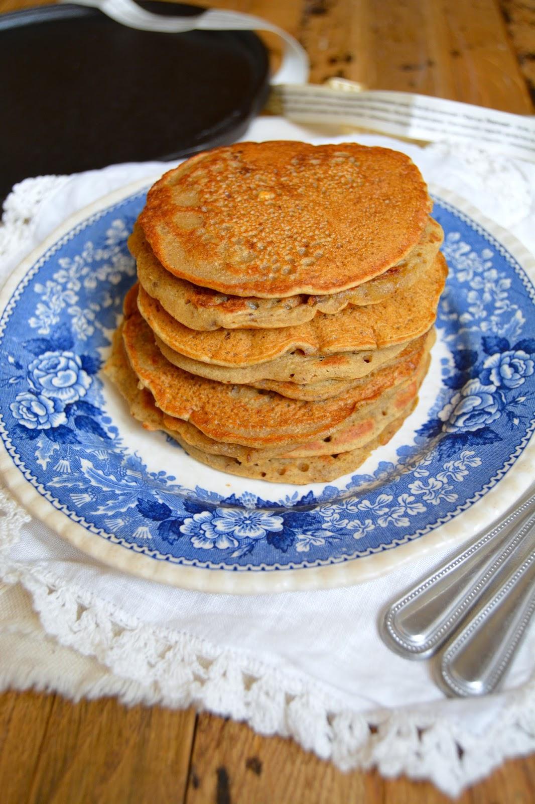 rosenoisettes pancakes vegan sans gluten. Black Bedroom Furniture Sets. Home Design Ideas