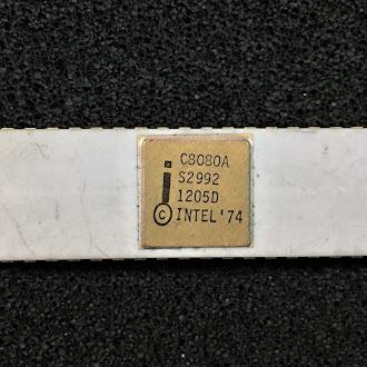 Intel C8080A