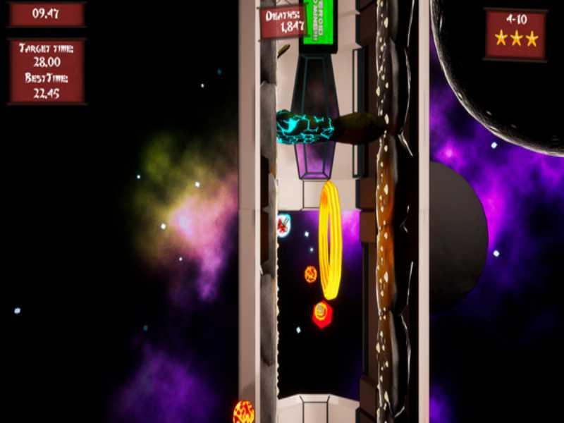 Karate Krab In Space PC Game Free Download