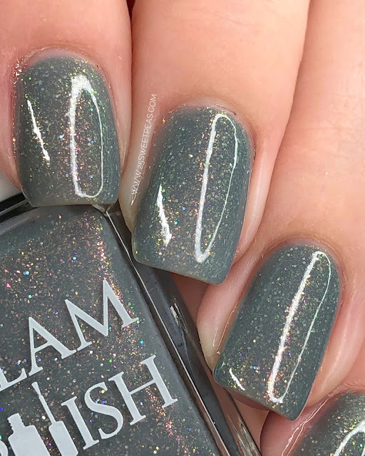 Glam Polish Cloud City 25 Sweetpeas