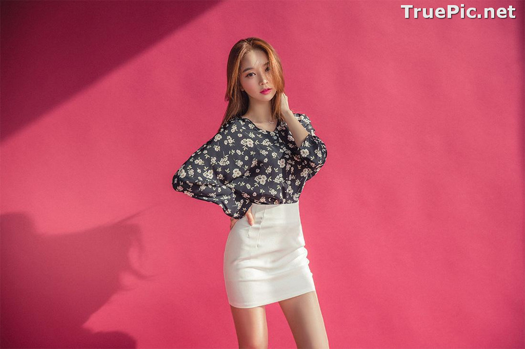 Image Korean Beautiful Model – Park Soo Yeon – Fashion Photography #9 - TruePic.net - Picture-9