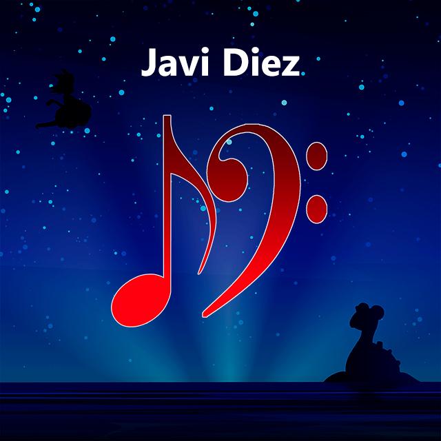 Imagen con el logotipo de Javi Diez