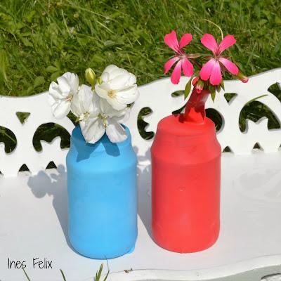 ines felix kreatives zum nachmachen luftballon vasen. Black Bedroom Furniture Sets. Home Design Ideas
