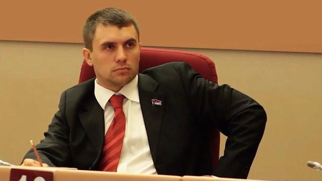 депутат Н. Бондаренко