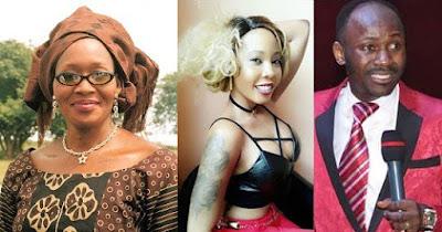 """Your confession was lame"" — Kemi Olunloyo tells Stephanie Otobo"