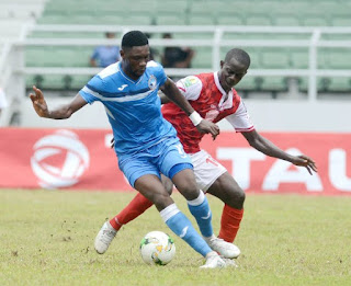 CAF CLUB CHAMPIONSHIP -FAROUK POWERS ENYIMBA TO VICTORY AS BAFFOUR AND MENSAH HELP HOROYA TO VICTORY