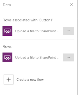 Action - Integrate the Flow to PowerApps