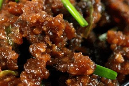CRISPY MONGOLIAN BEEF