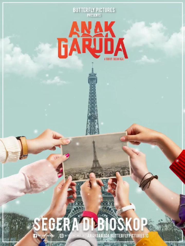 Topsell Sponsori Pembuatan Film Anak Garuda Berita