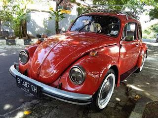 Cari Mobil Bekas Klasik ? Nih gan...VW kodok 1200 tahun 1974
