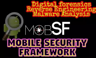 Mobile Security Framework on Kali Linux