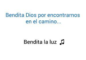 Maná Juan Luis Guerra Bendita La Luz significado de la canción.
