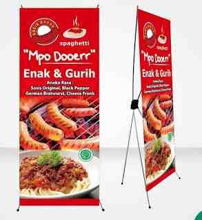 Kumpulan Contoh Banner Makanan Menarik, Unik & Kekinian