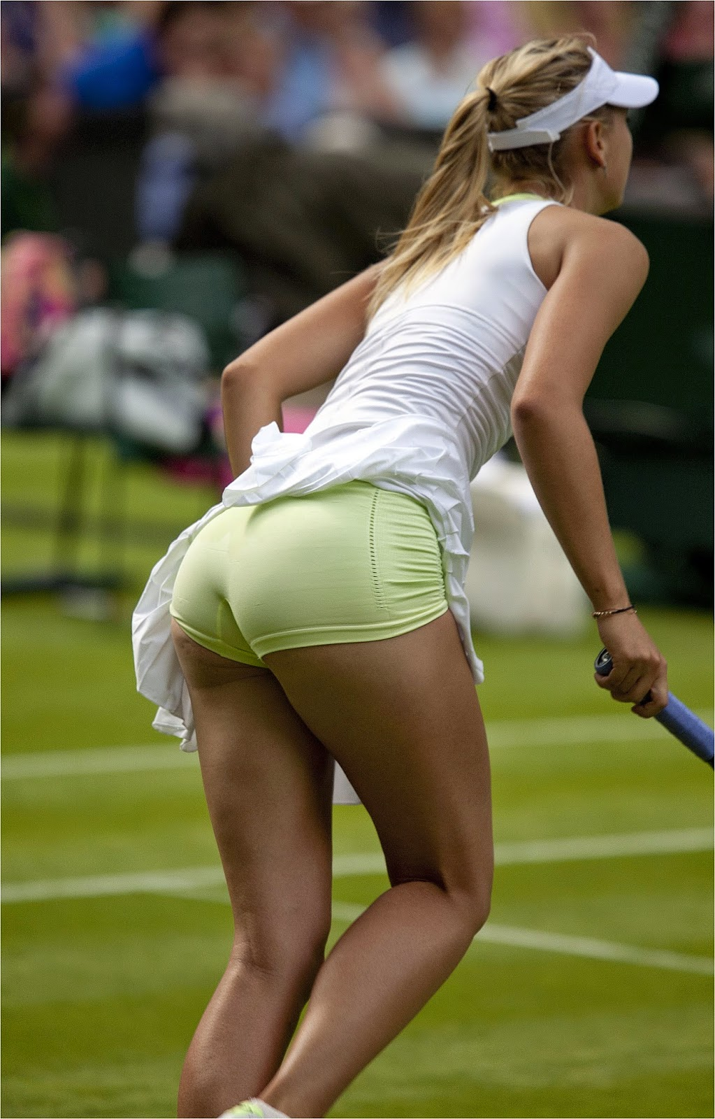 Sexy Tennis Player Pics