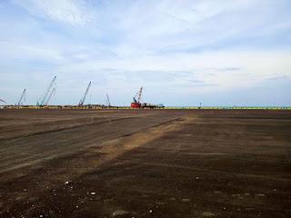Pembangunan Konstruksi Tahap Finishing, Pelabuhan Patimban Siap Soft Launching