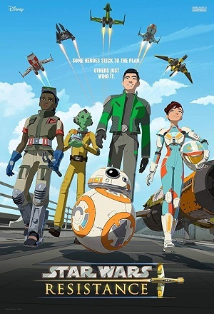 Star Wars Resistance - Legendado Desenhos Torrent Download capa