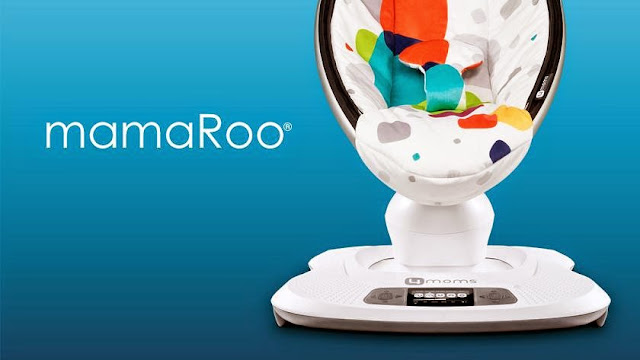 Useful Gadgets For The Helicopter Parent - MamaRoo