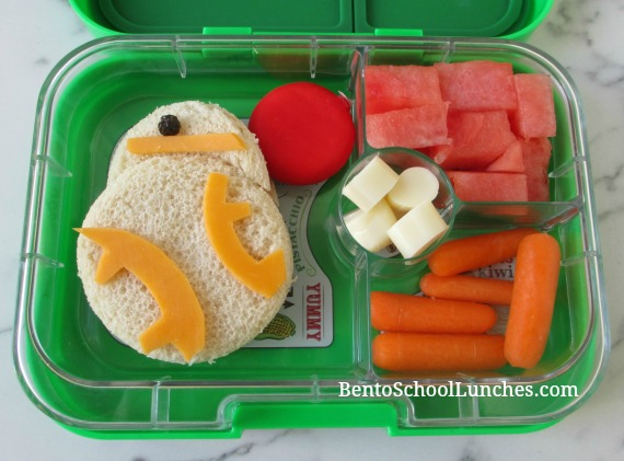 Star Wars BB-8 Bento Lunch