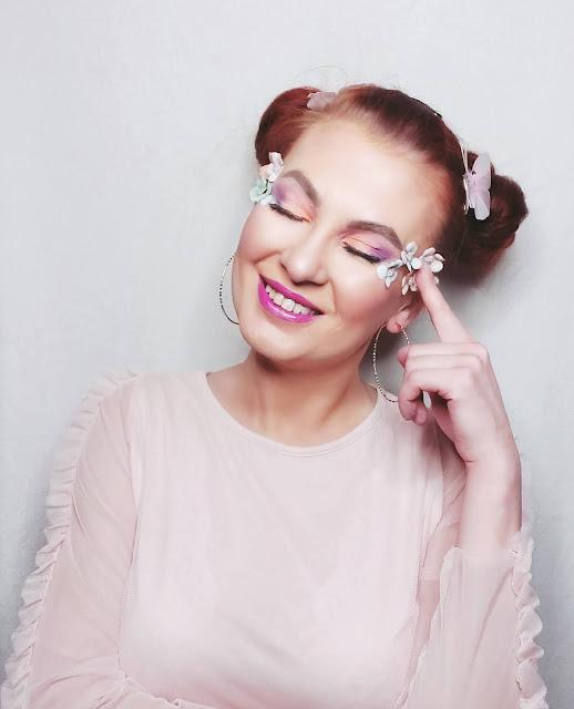 #115 Majówkowy makijaż