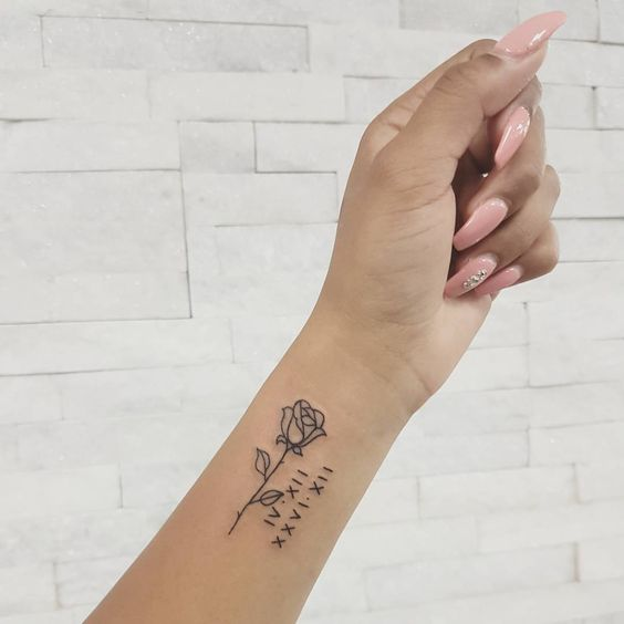 33 Simple Tattoo Ideas For First-Timers
