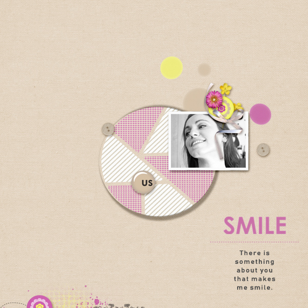 smile © sylvia • sro 2018 • little joys by lorieM designs
