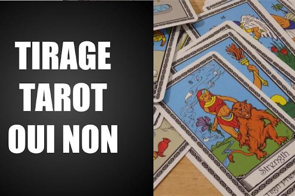Le Tarot Divinatoire Oui Non Gratuit Réponse Immédiate 84658a0b5716