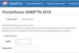 Cara Cek Pengumuman PDSS SNMPTN 2019, Apakah Kamu Lolos Pemeringkatan SNMPTN?