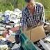 На Троєщині мешканці влаштували стихійне сміттєзвалише