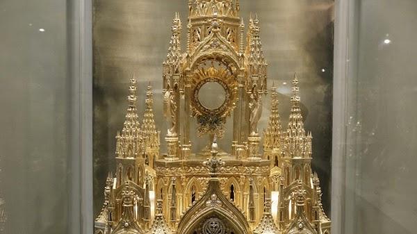 El Corpus de Cádiz se celebrará con una procesión solo en el claustro de la catedral, por seguridad