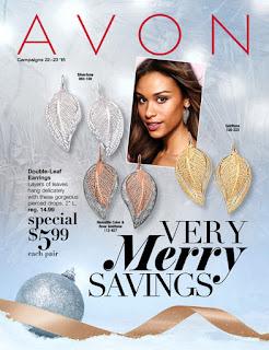 Avon Flyer  Campaign 22 & 23 SHOP: 10/1/16 - 10/28/16