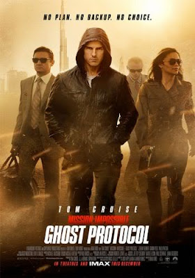 Mission Impossible: Ghost Protocol [2011] [DVD R1] [Latino]