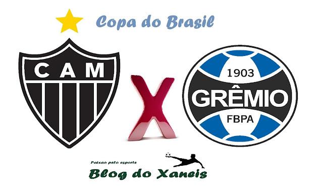 Atlético MG x Grêmio  Grande final da Copa do Brasil - Jogo 1  23/11/2016, 21:45  Estádio Mineirão