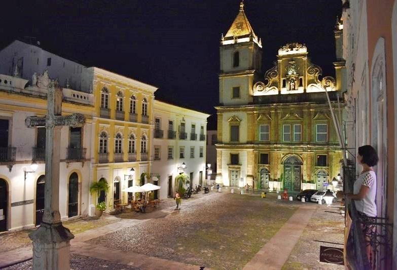 Show com jantar Folclórico em Salvador