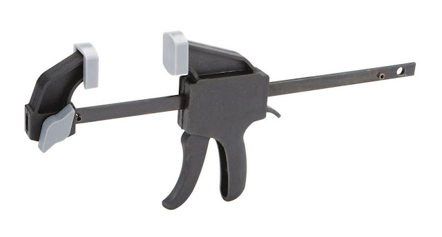 Harbor Freight Four Inch Bar Clamp Spreader