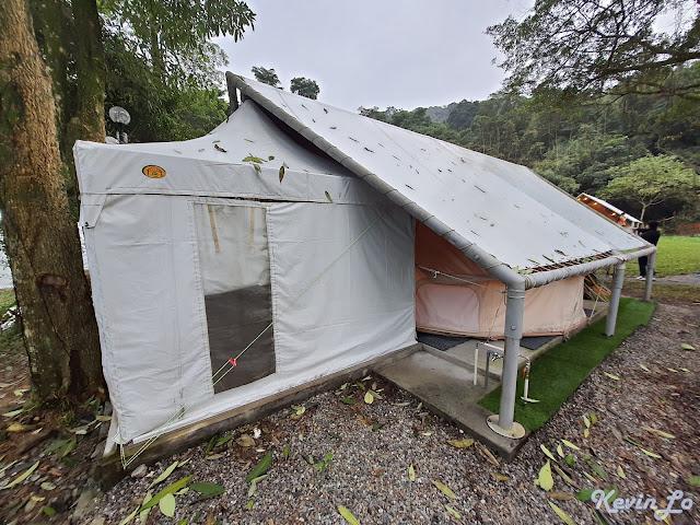 拉波波村營區 TOTO 獨立衛浴設備