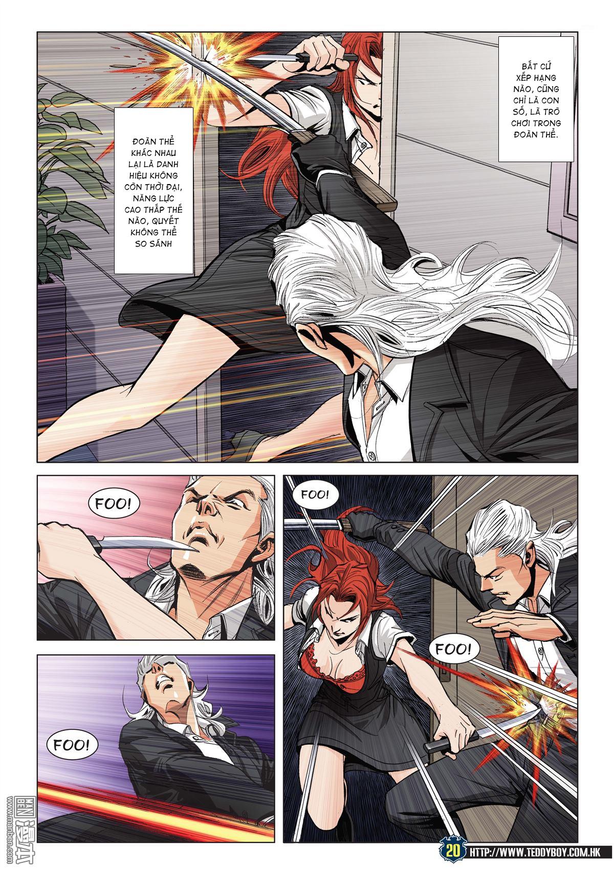 Người Trong Giang Hồ RAW chap 2072 - Trang 19