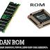√ Pengertian RAM Dan ROM, Fungsi, Jenis dan Cara Kerjanya