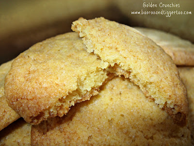Golden Crunchies Recipe